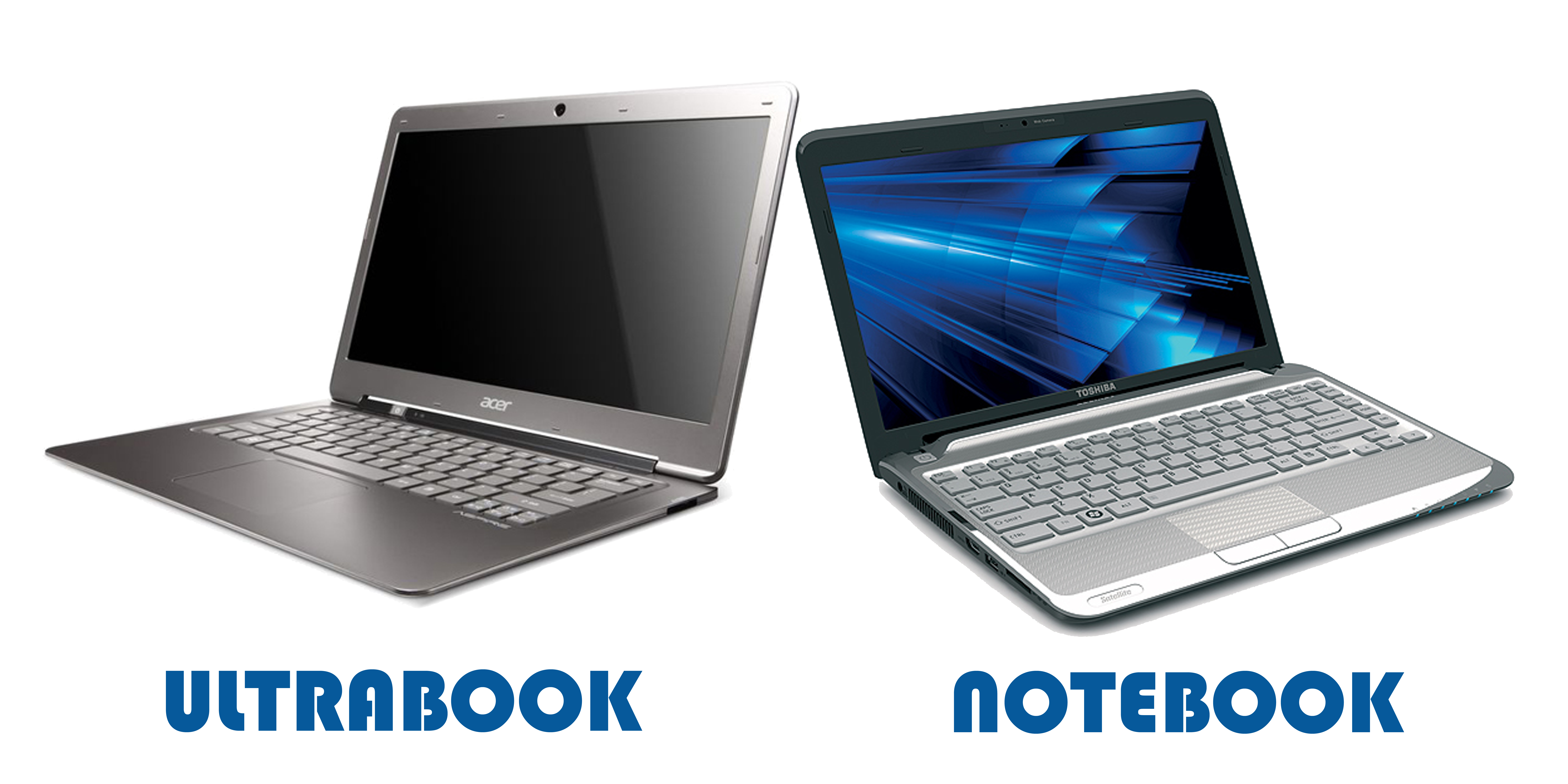 Ultrabook Vs Notebook Emkees
